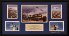 Concorde Limited Multi Image London to New York