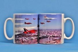 Concorde - Red Arrows NEW Mug