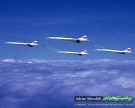 Concorde Formation - 12x10